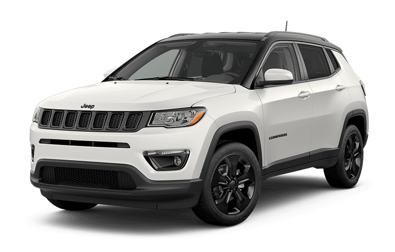 Jeep® Compass 2020 Altitude - Blanc