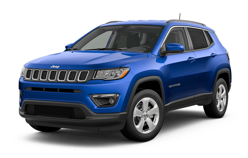 Jeep Compass 2020 Blue