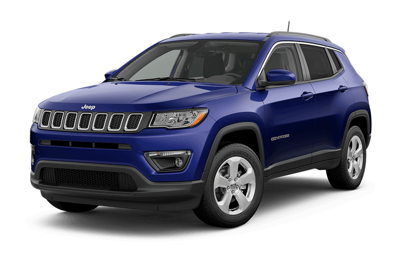 2020 Jeep® Compass North - Jazz Blue Pearl