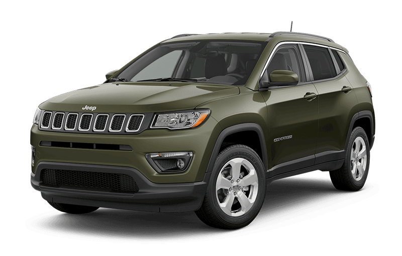 2020 Jeep® Compass North - Olive Green