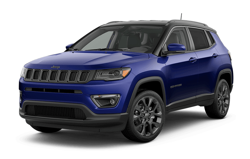 2020 Jeep® Compass High Altitude - Jazz Blue Pearl