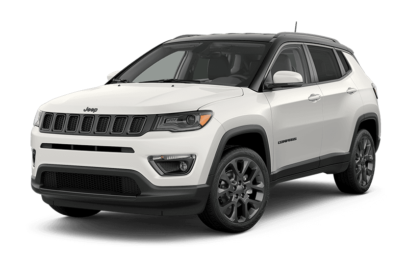 2020 Jeep® Compass High Altitude - White