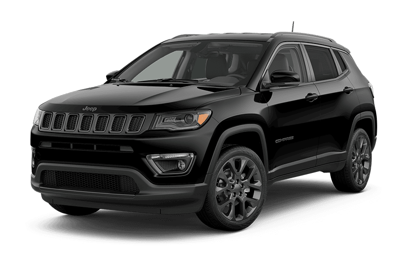 2020 Jeep® Compass High Altitude - Diamond Black Crystal Pearl