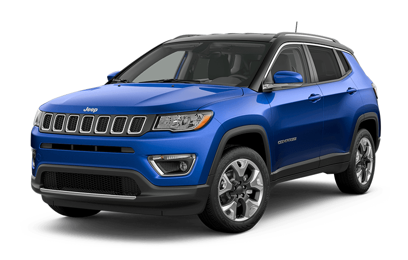 2020 Jeep® Compass Limited - Laser Blue Pearl