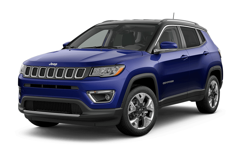 2020 Jeep® Compass Limited - Jazz Blue Pearl