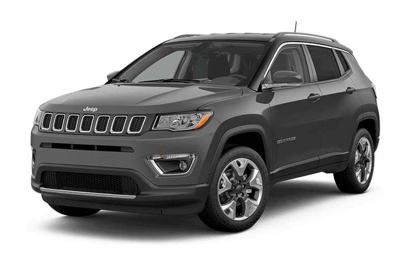 2020 Jeep® Compass Limited - Sting Grey
