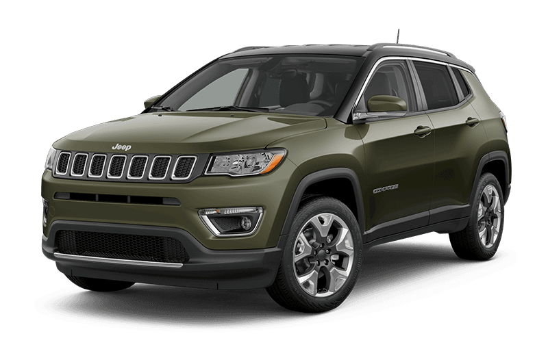 2020 Jeep® Compass Limited - Olive Green
