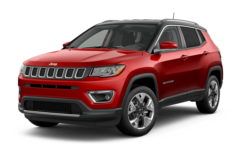 2020 Jeep® Compass Limited - Redline Pearl