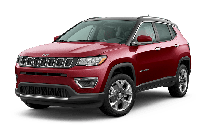 2020 Jeep® Compass Limited -  Velvet Red Pearl