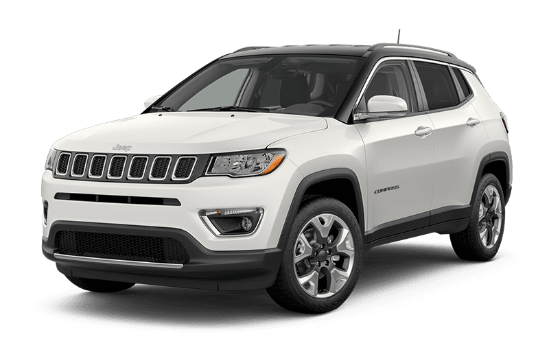 Jeep® Compass 2020 Limited - Blanc