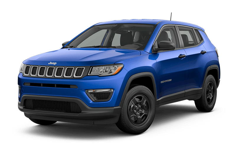2020 Jeep® Compass Sport - Laser Blue Pearl
