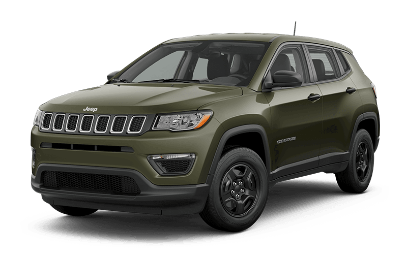 2020 Jeep® Compass Sport - Olive Green