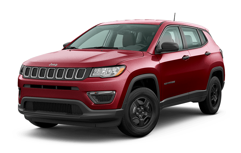 2020 Jeep® Compass Sport -  Velvet Red Pearl
