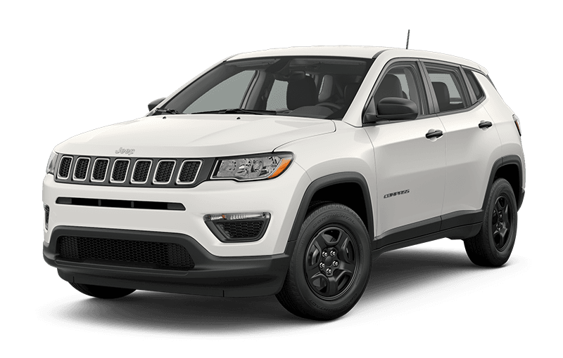 2020 Jeep® Compass Sport - White