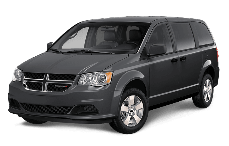 2020 Dodge Grand Caravan SE Plus - Granite Crystal Metallic