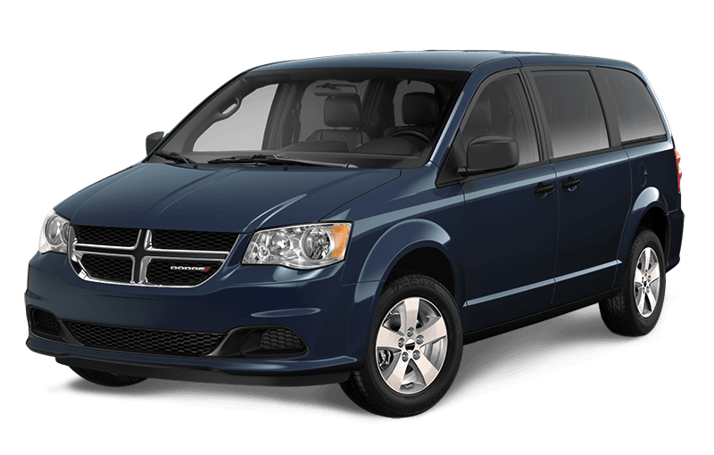 2020 Dodge Grand Caravan SE Plus - Indigo Blue Pearl