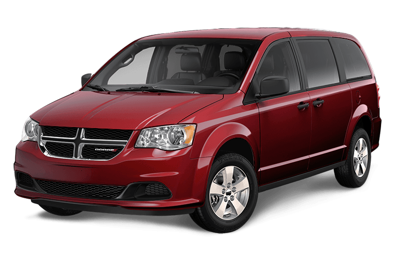 2020 Dodge Grand Caravan SE Plus - Octane Red