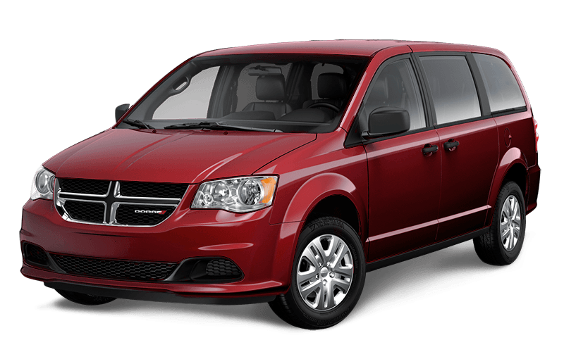 2020 Dodge Grand Caravan Canada Value Package - Octane Red