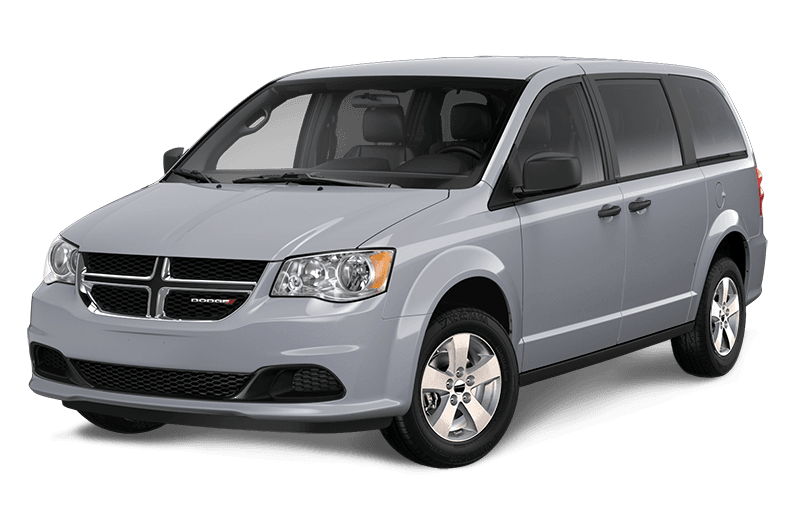 2020 Dodge Grand Caravan SE Plus - Billet Metallic