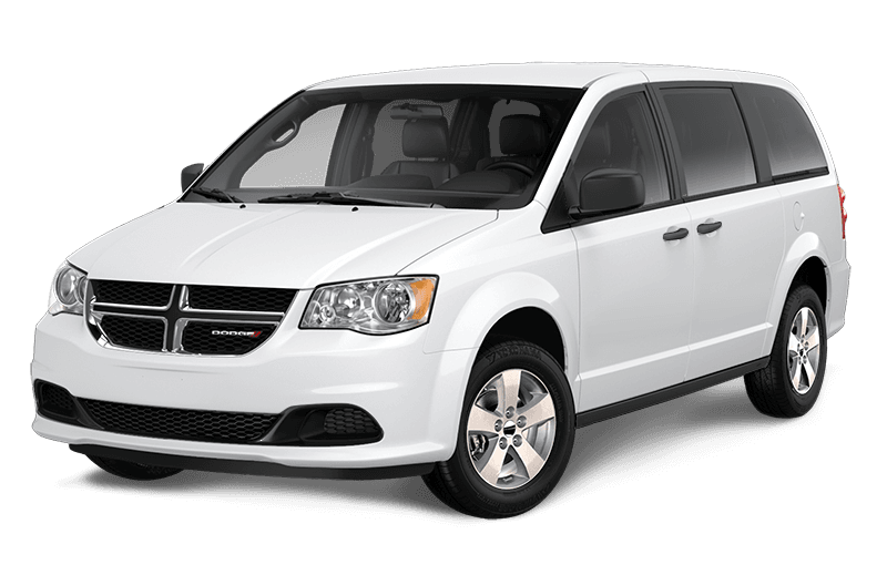 2020 Dodge Grand Caravan SE Plus - Bright White