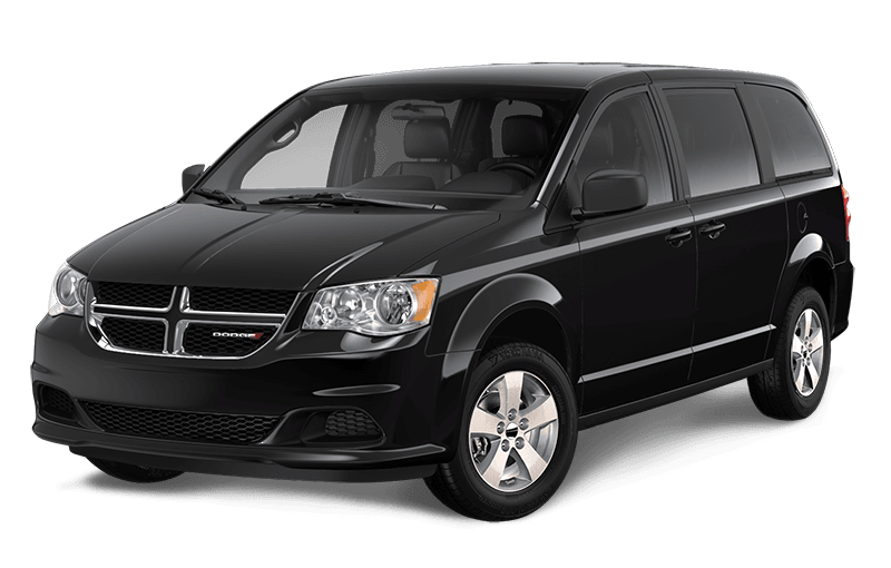 2020 Dodge Grand Caravan SE Plus - Brilliant Black Crystal Pearl