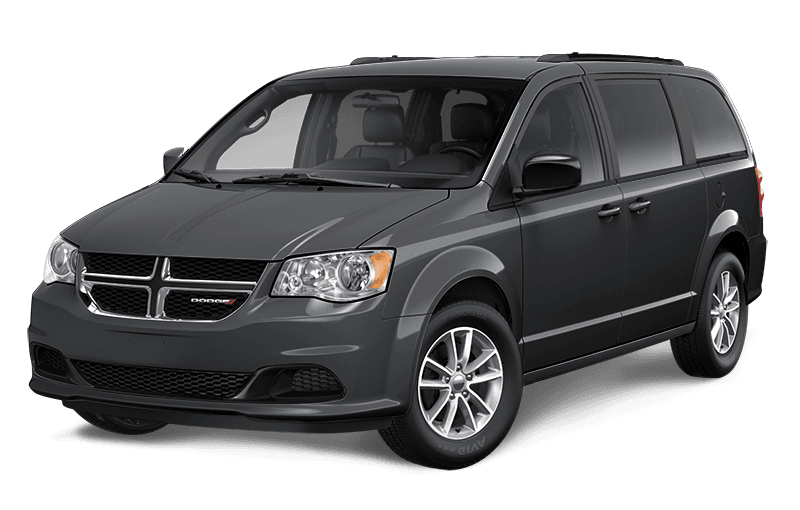 2020 Dodge Grand Caravan SXT Plus - Granite Crystal Metallic