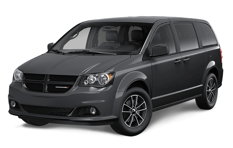 2020 Dodge Grand Caravan SXT - Granite Crystal Metallic
