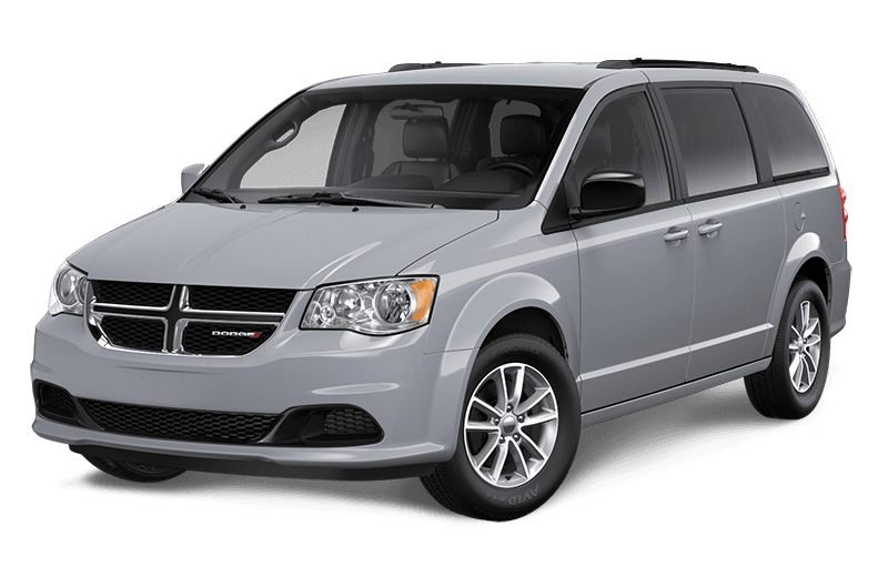 2020 Dodge Grand Caravan SXT Plus - Billet Metallic