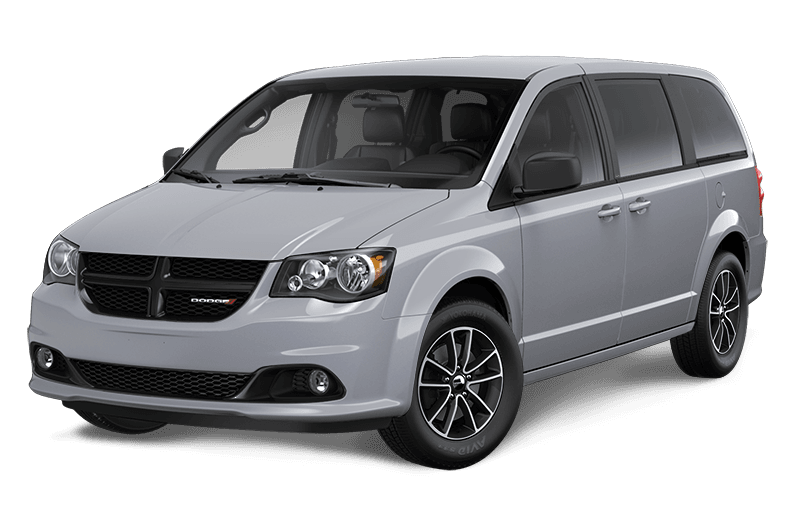 2020 Dodge Grand Caravan SXT - Billet Metallic