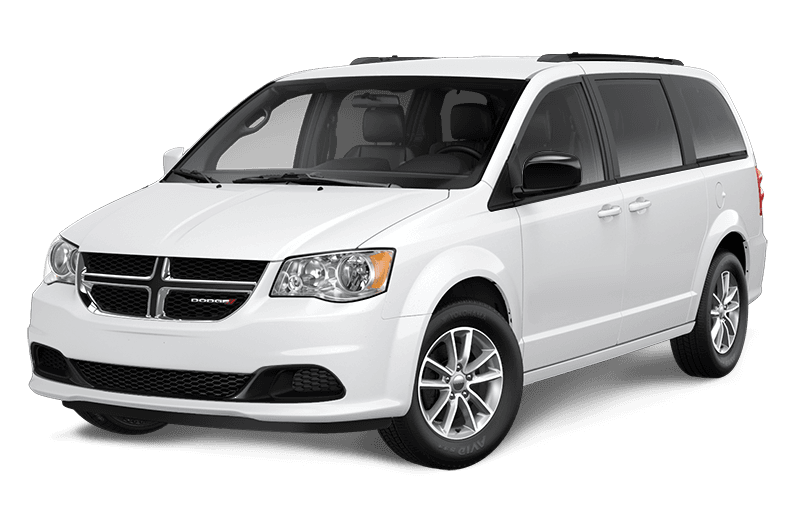 2020 Dodge Grand Caravan SXT Plus - Bright White