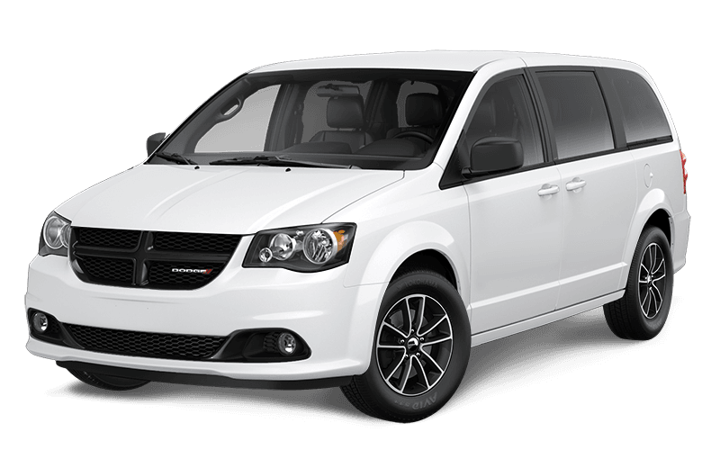 2020 Dodge Grand Caravan SXT - Bright White