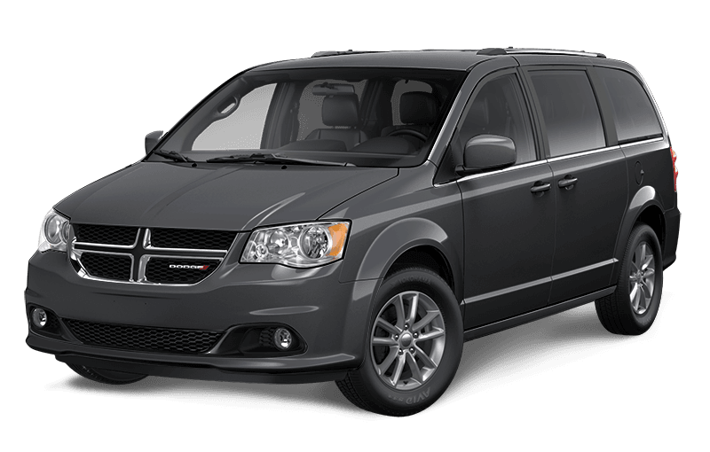 2020 Dodge Grand Caravan Premium Plus - Granite Crystal Metallic