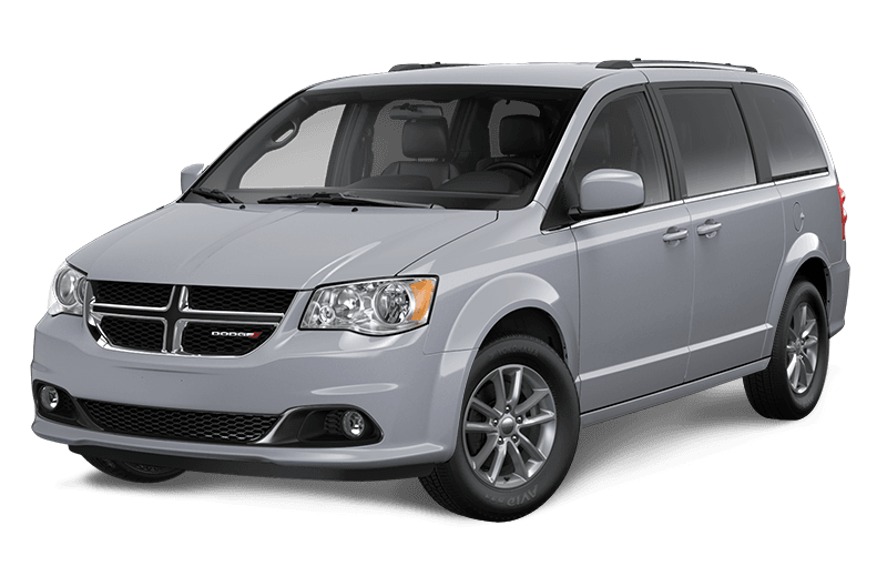 2020 Dodge Grand Caravan Premium Plus - Billet Metallic