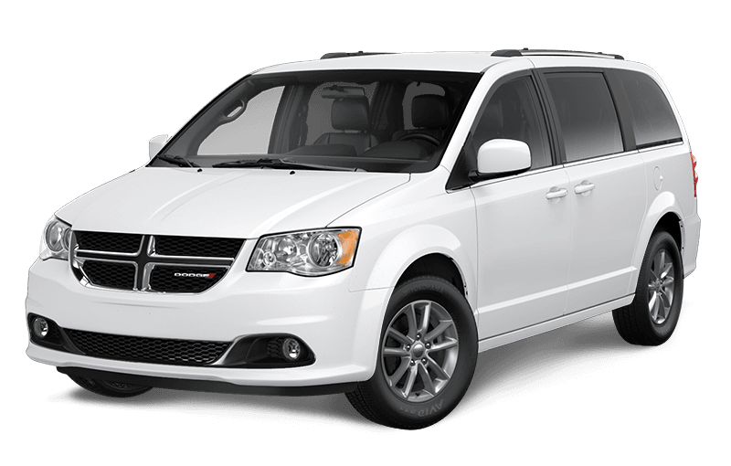 2020 Dodge Grand Caravan Premium Plus - Bright White