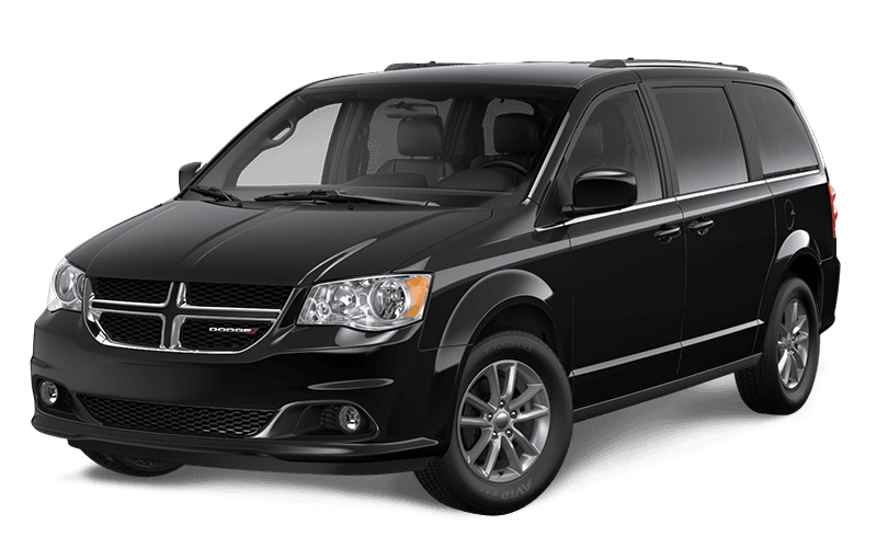 2020 Dodge Grand Caravan Premium Plus - Brilliant Black Crystal Pearl