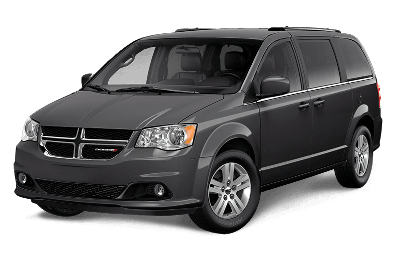2020 Dodge Grand Caravan Crew - Granite Crystal Metallic