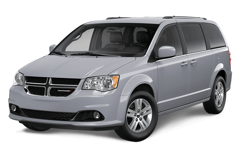 2020 Dodge Grand Caravan Crew - Billet Metallic