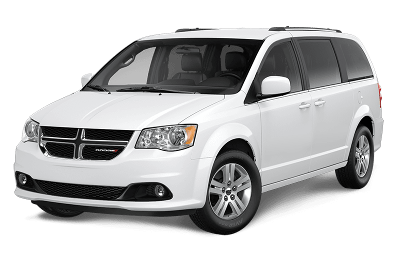 2020 Dodge Grand Caravan Crew - Bright White