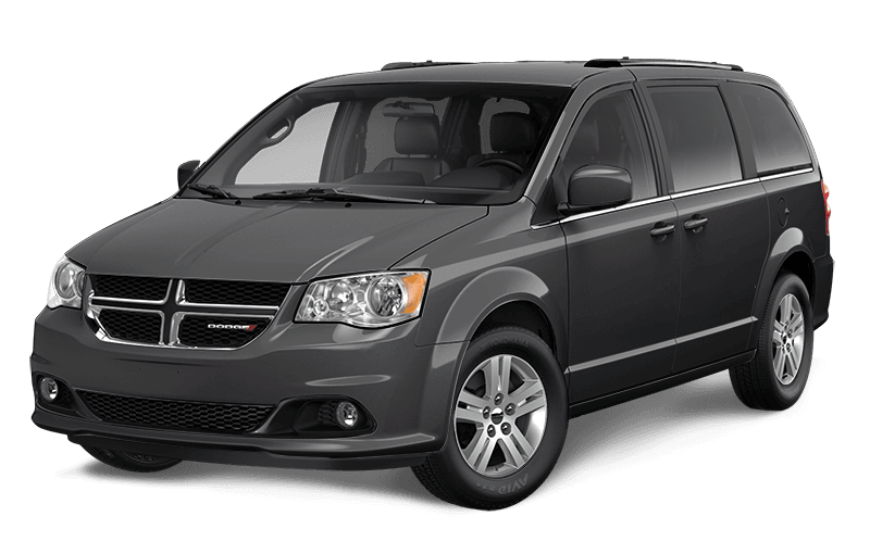 2020 Dodge Grand Caravan Crew Plus - Granite Crystal Metallic