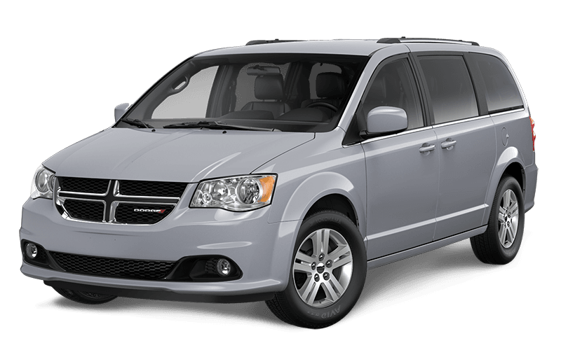 2020 Dodge Grand Caravan Crew Plus - Billet Metallic