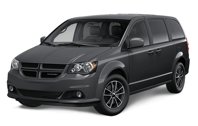 2020 Dodge Grand Caravan GT - Granite Crystal Metallic