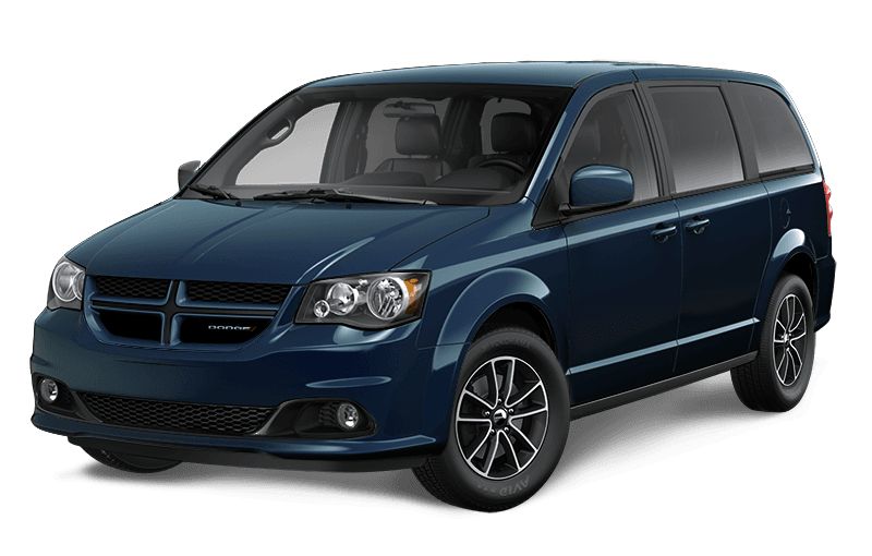2020 Dodge Grand Caravan GT - Indigo Blue Pearl