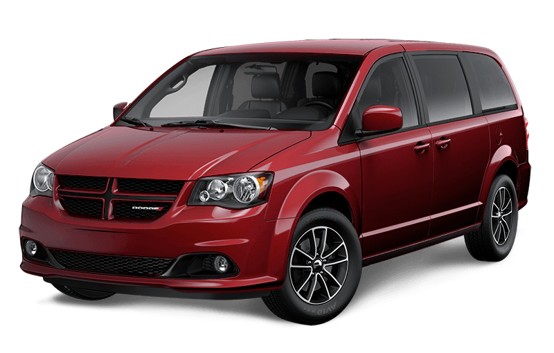 2020 Dodge Grand Caravan GT - Octane Red