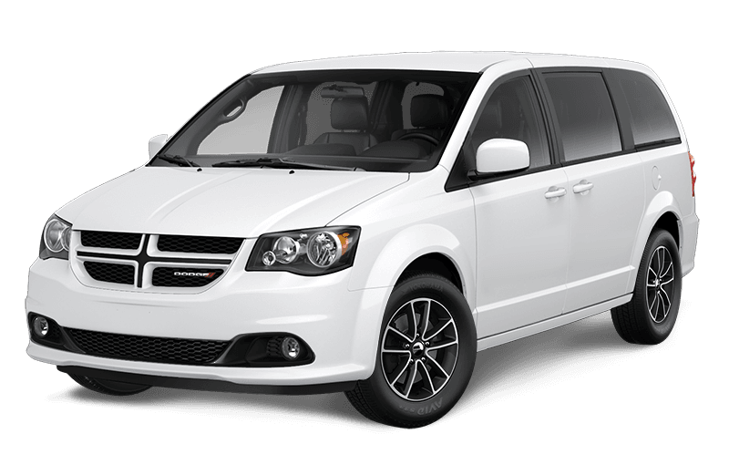 2020 Dodge Grand Caravan GT - Bright White