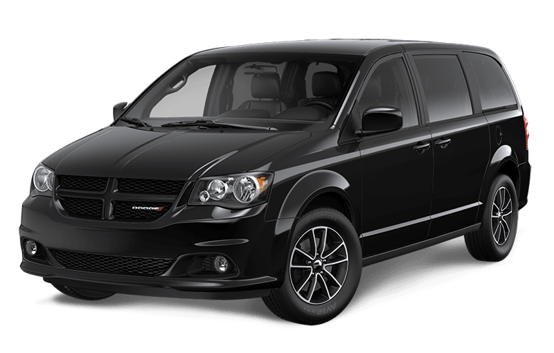 2020 Dodge Grand Caravan GT - Brilliant Black Crystal Pearl