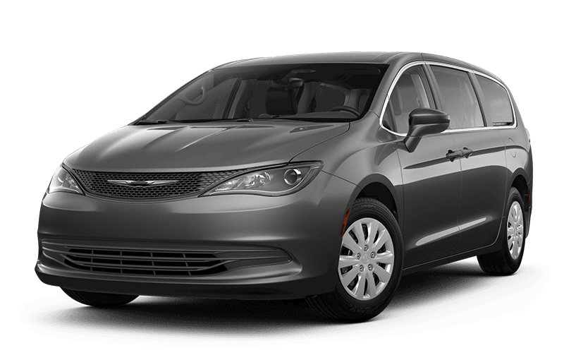 2020 Chrysler Pacifica L - Granite Crystal Metallic