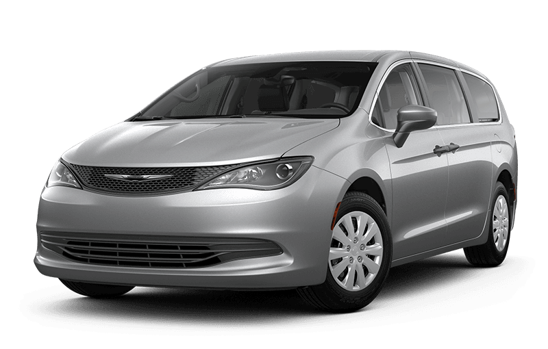 2020 Chrysler Pacifica L - Billet Metallic