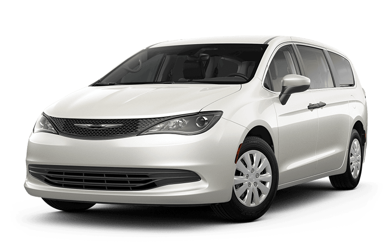 2020 Chrysler Pacifica L - Luxury White Pearl