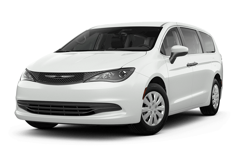 2020 Chrysler Pacifica L - Bright White