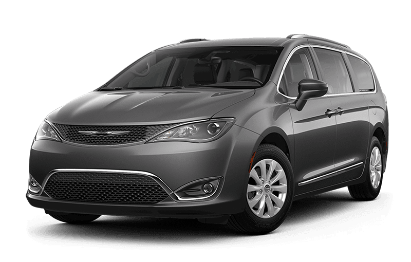 2020 Chrysler Pacifica Touring-L - Granite Crystal Metallic